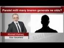 Ahmet KEKEÇ Paralel milli marş öneren generale ne oldu
