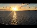 Закат Балтийское море