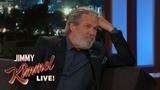 Jeff Bridges on California Wildfires &amp Climate Change