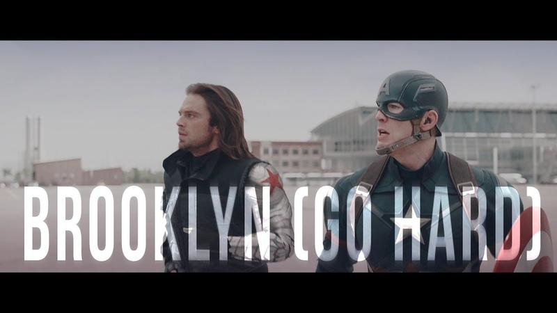 Bucky x Steve || Brooklyn (Go Hard)