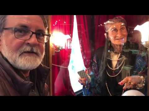 Александр Литвин посетил таинственный дом Сары Винчестер