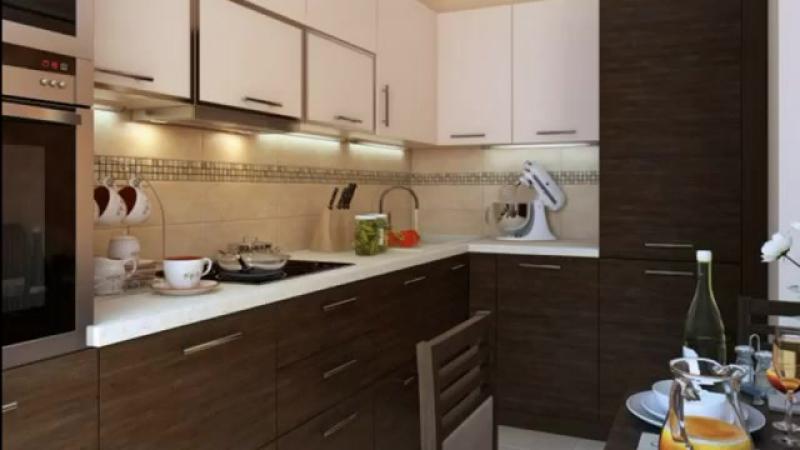 Дизайн кухни, совмещенной с гостиной современные идеи