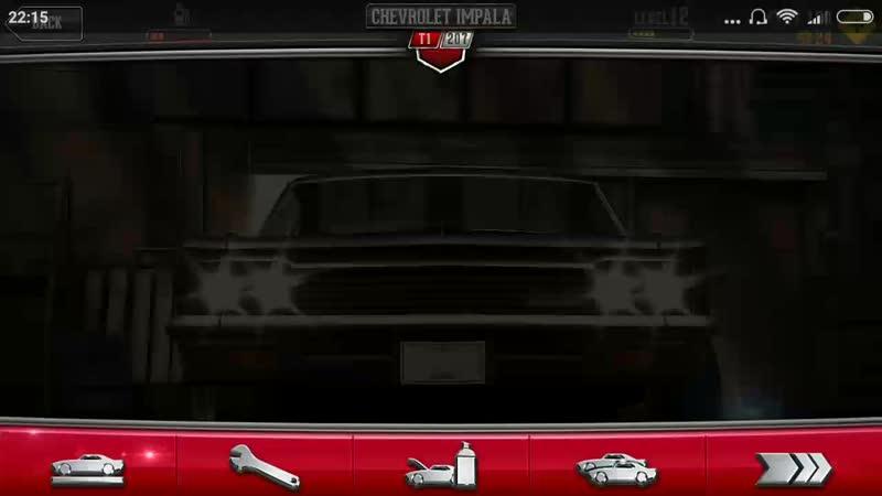 CSR Classic Impala Chevrolet 1968