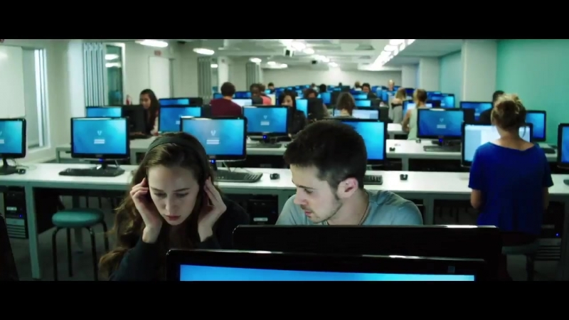 «Запрос в друзья» 2016 -- Отрывок из фильма 2