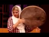 Iranian daf solo
