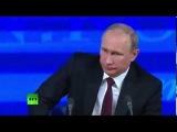 Большая пресс конференция президента России Владимира Путина [19.12.2013]