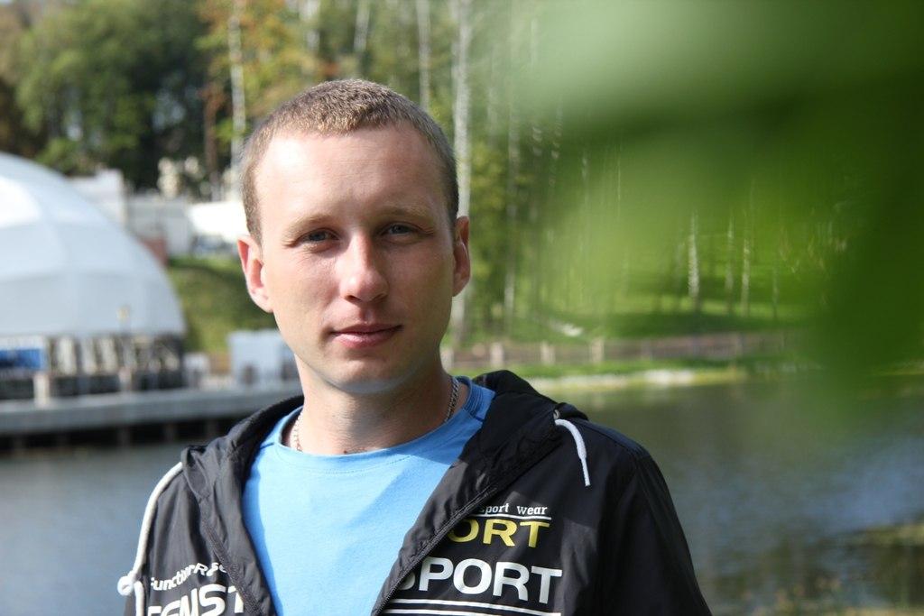 Дмитрий Мощин, Елизово - фото №1
