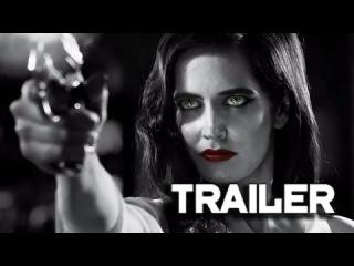 Sin City: A Dame to Kill For Trailer (2014) -  Jessica Alba, Mickey Rourke, Rosario Dawson