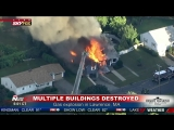 50 HOMES DESTROYED_ MAJOR Gas Explosion In Lawrence Massachusetts