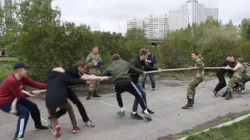 1. Конкурс-смотр составов Почетного Караула. 22.05.2019
