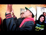 Freestyle In The Park The New Class (Chance the Rapper, Caleb James, Calez, St. Millie, Legit, Kembe X and Alex Wiley)
