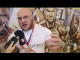 IFBB vs NPC Иван Водянов готов стать лидером нового про-дивизиона