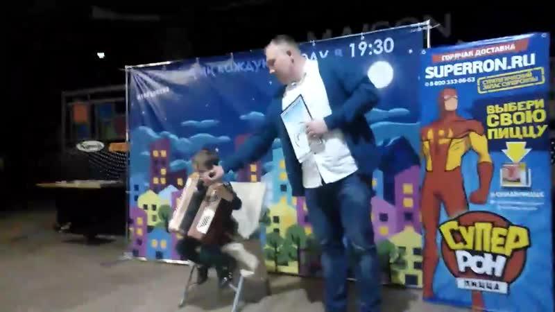 Максим Фокин - Лукоречье на ТБК 232