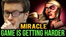 MIRACLE- Invoker vs Cooman again, Road to Top-1 is Getting Harder