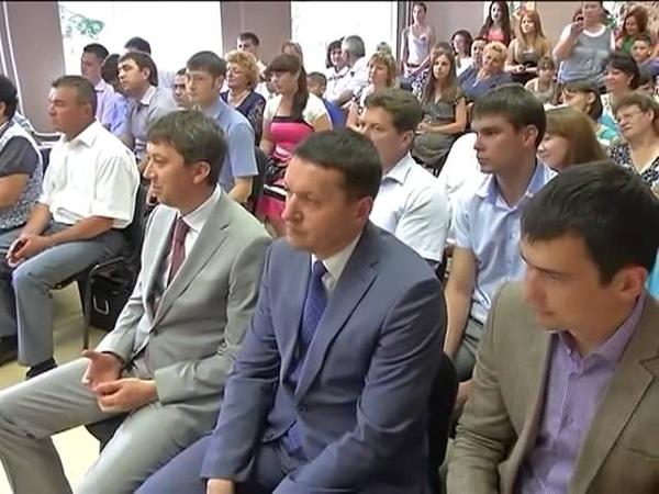 Рожденный Нефтью Большая история города Альметьевск 2013 год.