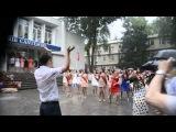 Линейка лицея им. Д. Кантемира . Выпуск 2014