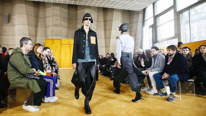Loewe | Fall Winter 2019/2020 Full Fashion Show | Menswear