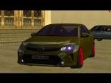 Toyota Camry V55 Мта Казахстан Атырау