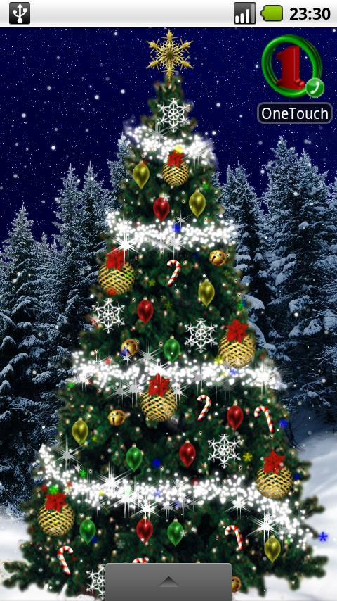 Christmas Tree - новогодняя елка на Андроид