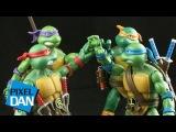 Playmates Teenage Mutant Ninja Turtles Classic Collection Figure Review