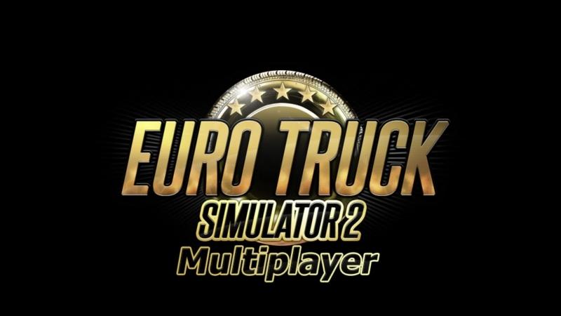 Euro Truck Simulator 2 Multiplayer {PC} 3840х2160 [Darkman]