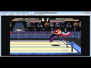 ����  ������� ������� ���  WWF Wrestlemania ��� ������� �����