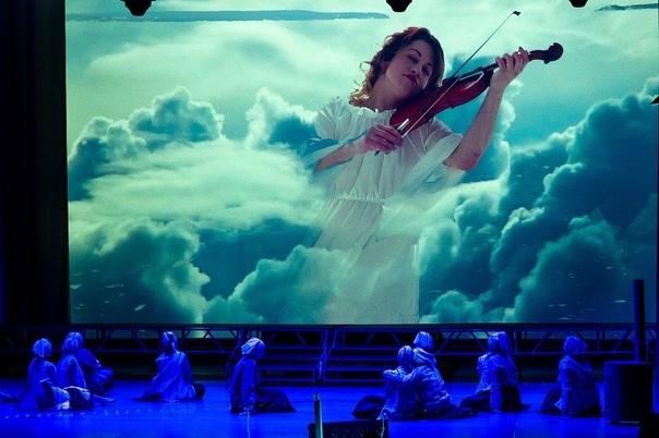 Музыкально-хореографическая повесть «Аушвиц-Биркенау. Барак №12… Музыка из ада»