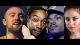 MAC MILLER, REACTIONS FROM Wiz Khalifa, Chance The Rapper, Kehlani and More...