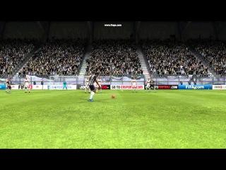 ���� �� �������� � FIFA 13 Messi,C.Ronaldo.Ronaldinho,Ibrahimovic,Keisuke Honda ,Kun Aguero