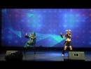 Kibo2017 Танец Вокалоидов (ми-ми)
