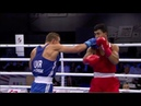 AIBA Hamburg 2017: GOLD Names! (75kg) KHYZHNIAK Oleksandr (UKR) vs AMANKUL Abilkhan (KAZ) final
