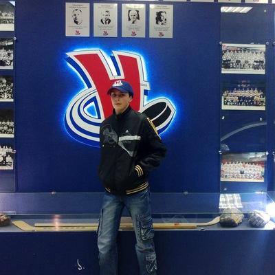 Сергей Карчагин, 23 октября , Новосибирск, id108588855