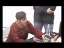 15.04.2018 - Юнхо на автограф-сессии TVXQ в COEX