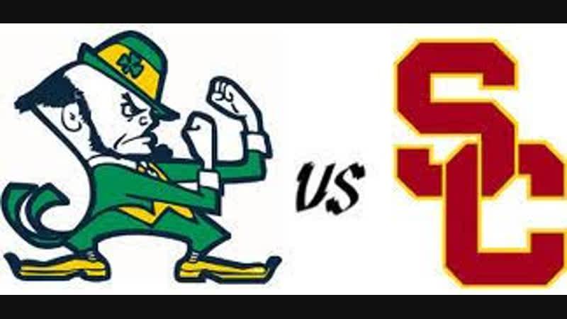 2018 Week 13 Notre Dame vs USC Highlights