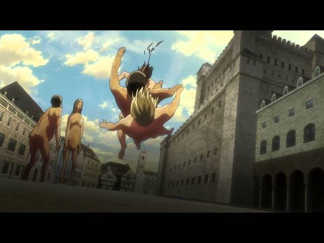 Evil Not Alone клоун Атака титанов Attack on Titan 進撃の巨人
