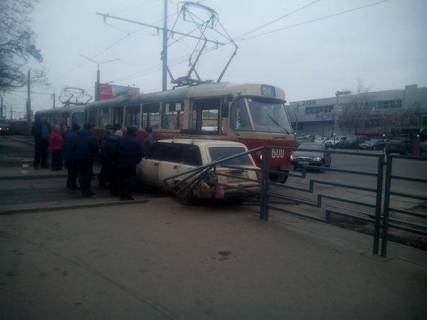 Трамвай выполнил желание харьковчан (ФОТО)