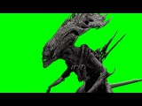 Alien Vs Predator Machinima -  Sample Queen Animation