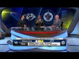 NHL Tonight: Jets Win Game 3 May 1, 2018