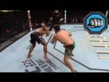 Хайлайт потряснооо боя между Келвином Гастелумом и Дакаре Соузой на #UFC224 Лично я насчитал ничью, а вы)