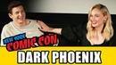X-MEN DARK PHOENIX New York Comic Con Panel - Sophie Turner Tye Sheridan