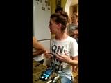 Я сосала как могла ландыши))))