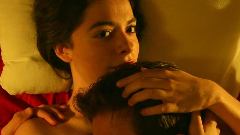 Recreación de la escena final de Amélie