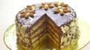 Миндальный торт ОСОБЕННЫЙ бисквит Джоконда Almond cake