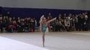 Художественная гимнастика дети Балахонова Мария