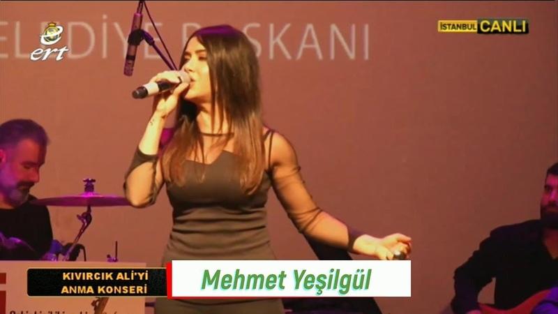 Sevda Gül Kör Olasıca Kıvırcık Ali Anma Konseri Canlı Sahne Kaydı 2019