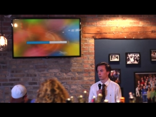 Yikes. This Guy Showed Up To A Karaoke Bar To Sing Tequila