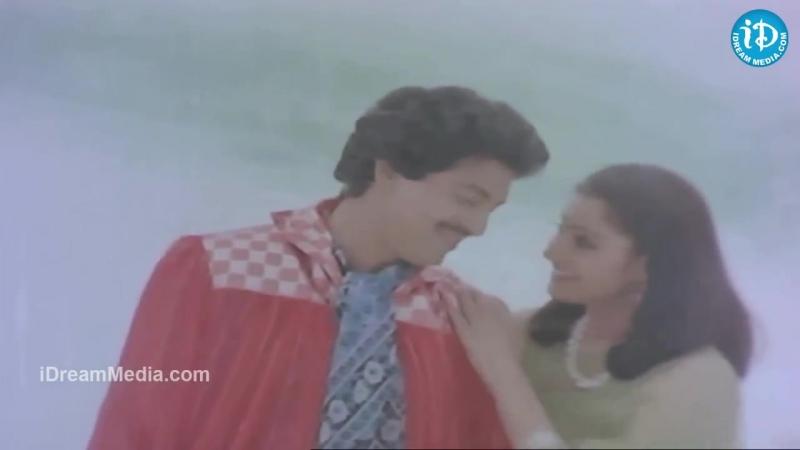 City Rowdy Songs - Vendi Meghamaalalu Song - Rajasekar - Madhavi - Anuradha - Sankar Ganesh Songs