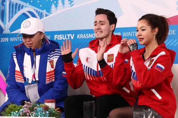 Анастасия Шпилевая - Григорий Смирнов/ танцы на льду - Страница 14 -K3fspRk12I