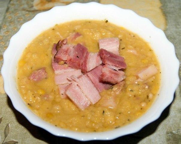 желтый гороховый суп, шведский гороховый суп
