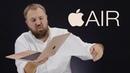 Распаковка MacBook Air 2018 с Touch ID и Retina экраном. Стоит? (Wylsacom)